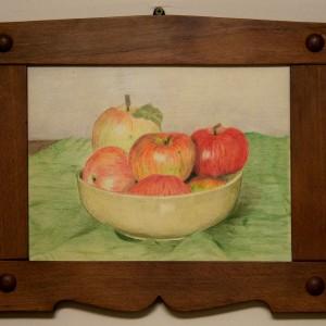 Jabuke---akvarel